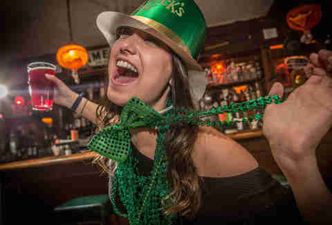 Crazy Dating Stories: Samarah – 2015 – St. Patrick'sDay