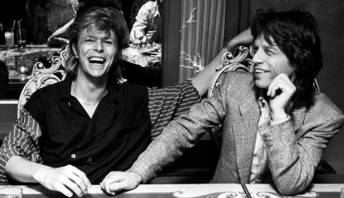 Tales of Rock – Bowie and Jagger in Bed