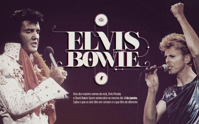 Tales of Rock – Elvis Almost Had An Album Produced By David Bowie