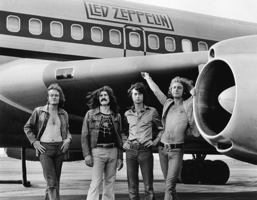 Tales of Rock – The 10 Wildest Led Zeppelin Legends, Fact-Checked