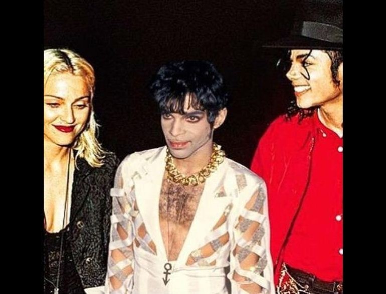 Tales of Rock – Madonna Almost Made Albums With Michael Jackson And Prince