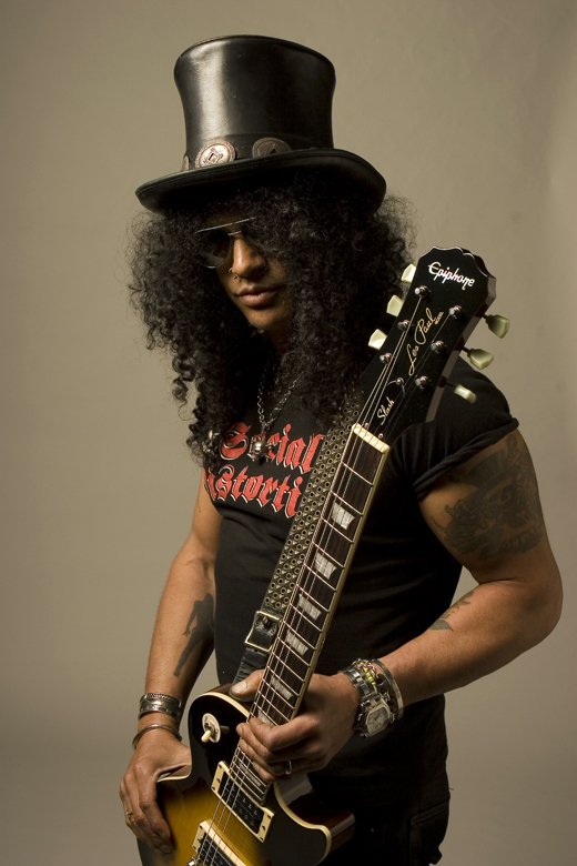 Tales of Rock – Slash Filled His House With Nearly 100 What…?