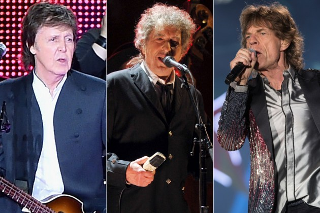 Tales of Rock – Paul McCartney and Mick Jagger Vetoed A Bob Dylan/Beatles/Rolling Stones Super Album