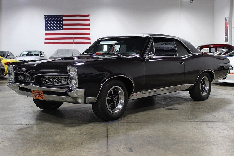 1967 Pontiac GTO – Today