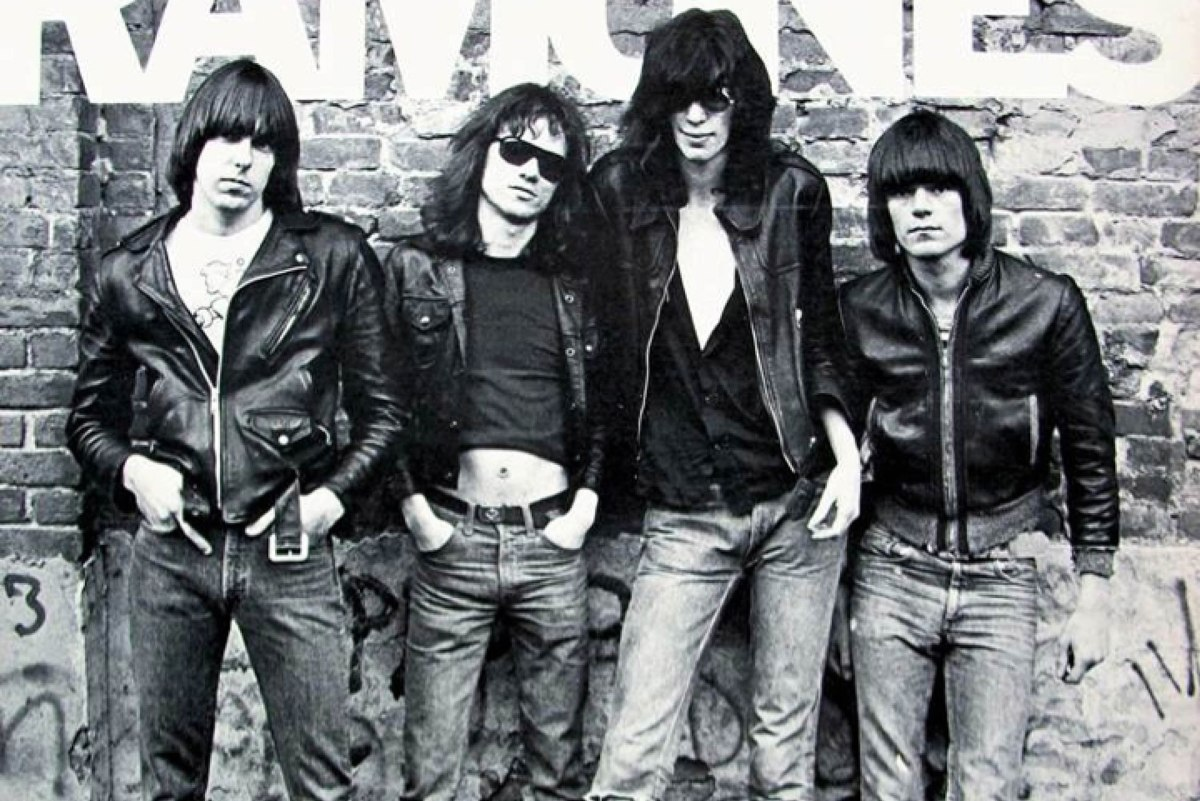Tales of Rock – Phil Spector Kidnaps The Ramones