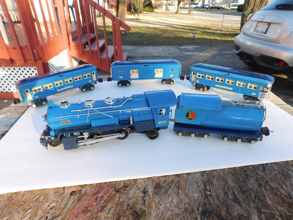 My Family – Train Show in York, PA – Friday – Part 2