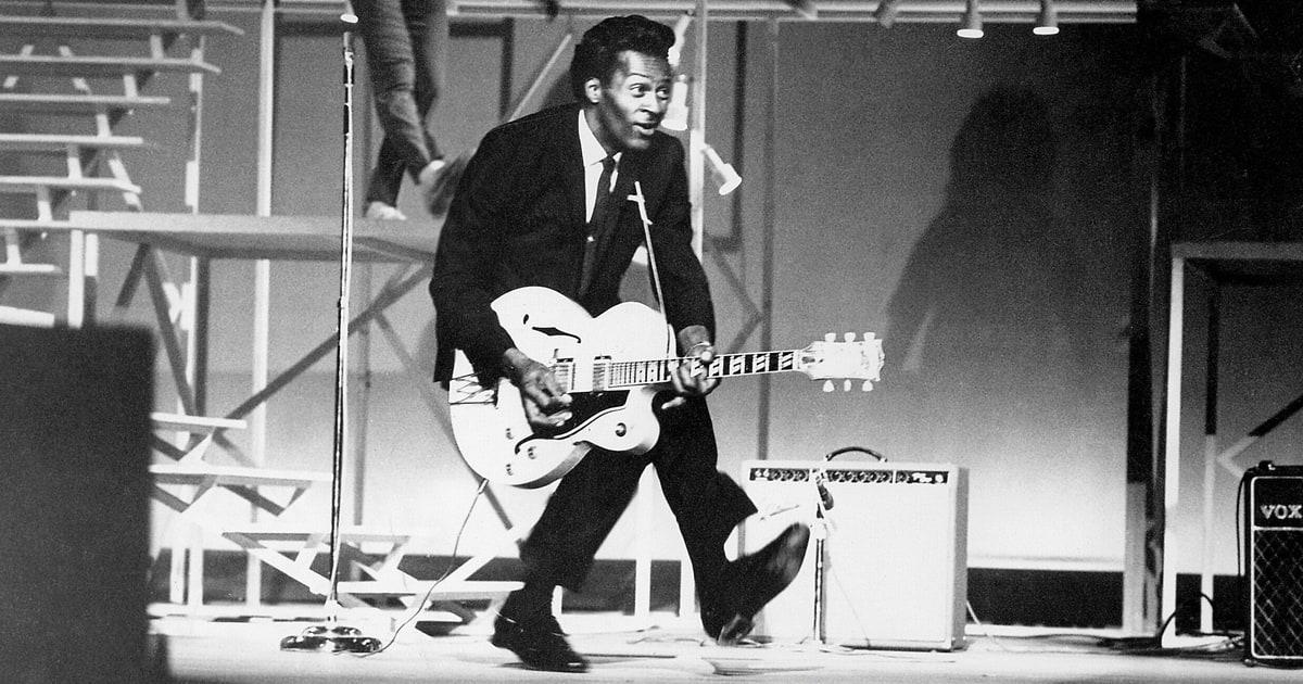 Tales of Rock – Chuck Berry – Rock n' RollPioneer