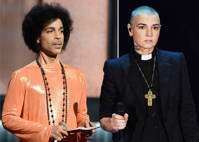 Tales of Rock – Prince Assaults Sinead O'Connor