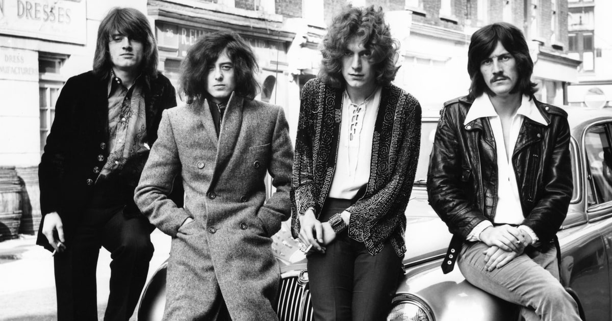 Tales of Rock – Led Zeppelin are Thieving Bastards
