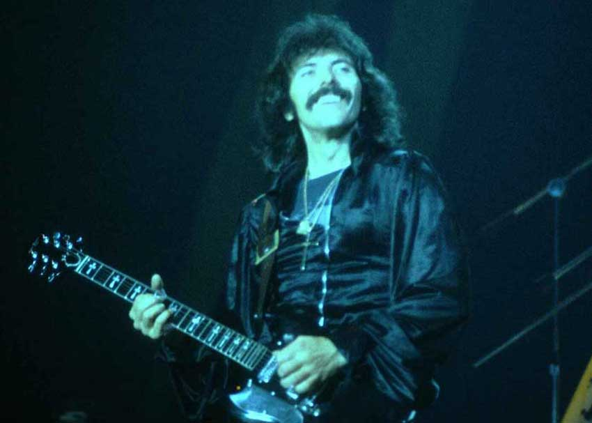 Tales of Rock – Tony Iommi