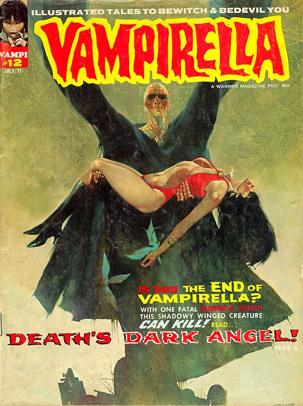 Vampirella #12 – July 1971 – Part 1