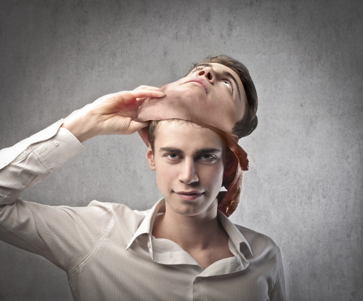 Dating and Relationship Advice – Men: Taking Off TheMask