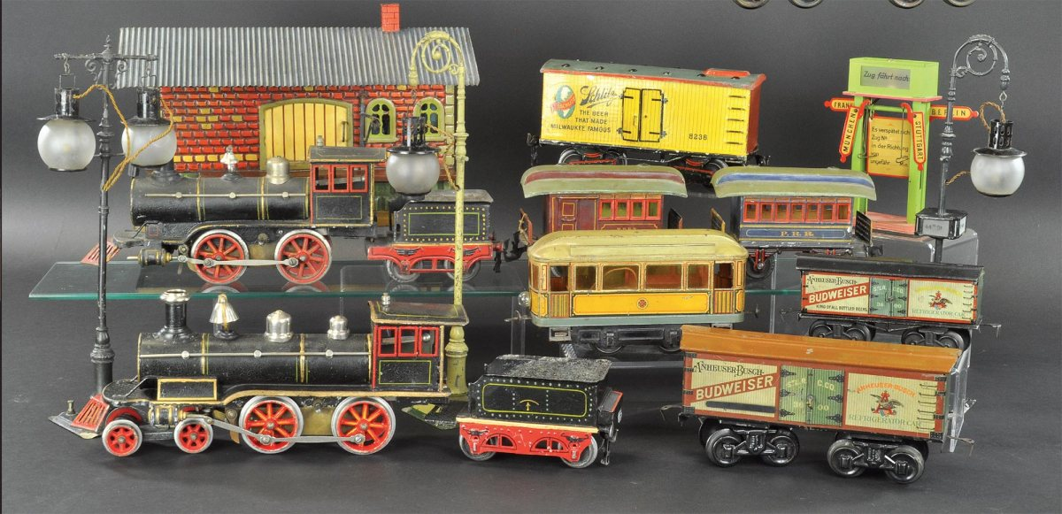 My Family – Train Show in York, PA – Thursday – Part 3