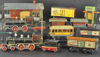 My Family Train Show In York Pa Thursday Part 3