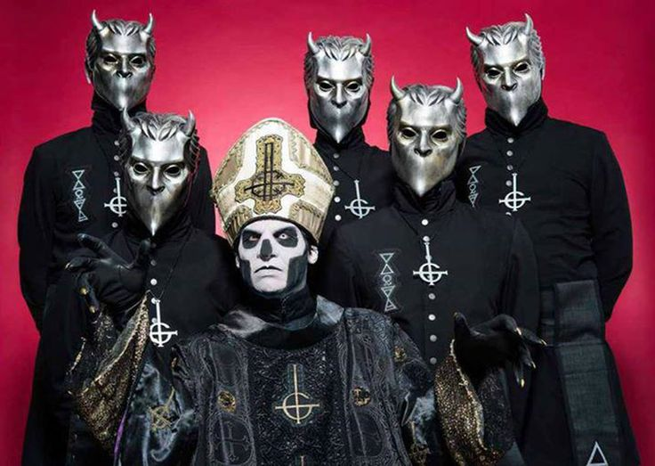 Tales of Rock: Swedish Metal Fiasco – Ghost – Part 3
