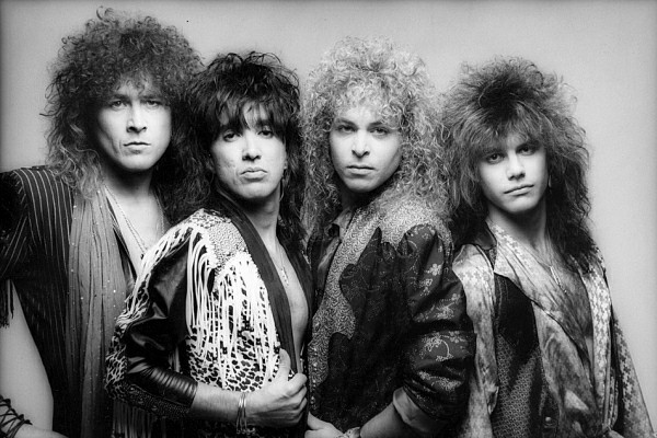 California Dreamin' – 1982 to 1984 – The Night We Opened For Y &T