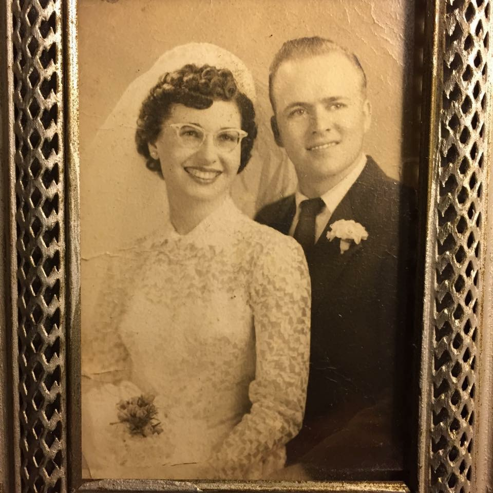 My Father – 1929 to 2016 – Diamonds and Rust – Part 1