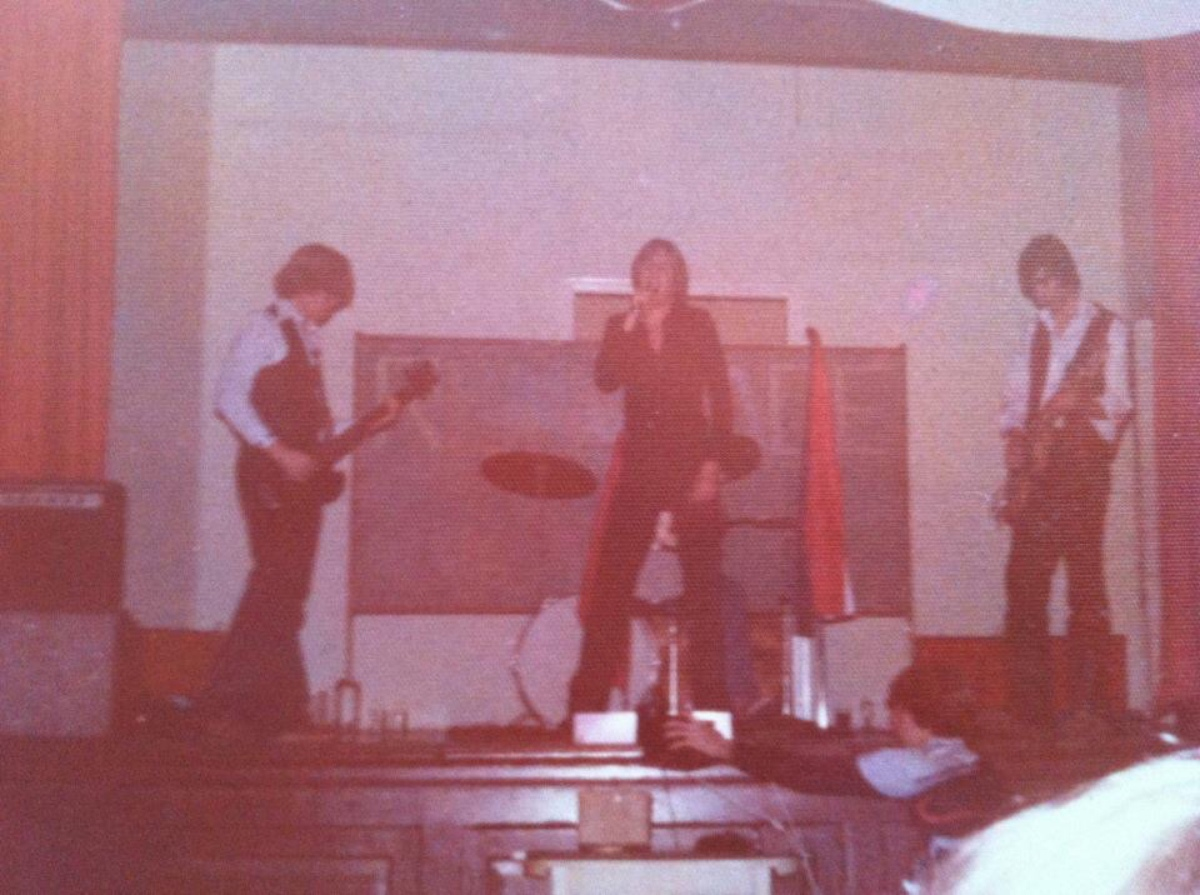 Renegade – 1978 to 1979 – Chapter 1 – My FirstBand
