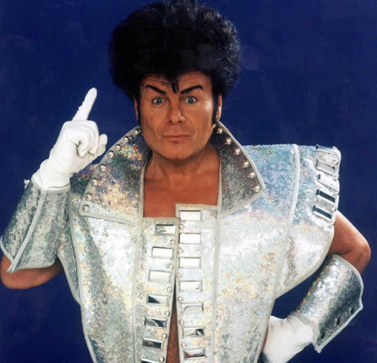 Tales of Rock – Gary Glitter Has Put A Lot Of Effort Into Being A Pedophile