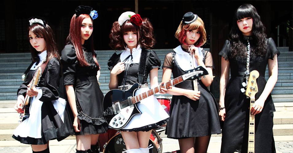 Tales of Rock – Band Maid – Maid in Japan