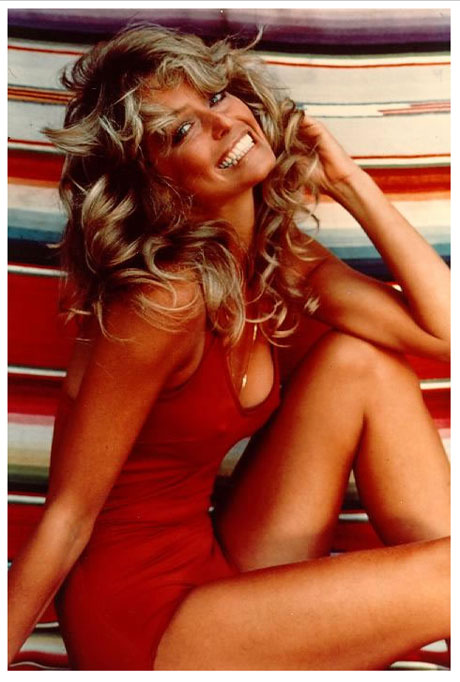Celebrity Sightings: Farrah Fawcett – 1947 to 2009 – Life Uncovered – Part 7