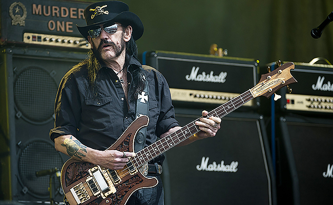 "Tales of Rock – Ian ""Lemmy"" Kilmister Consumed Jack and Meat"