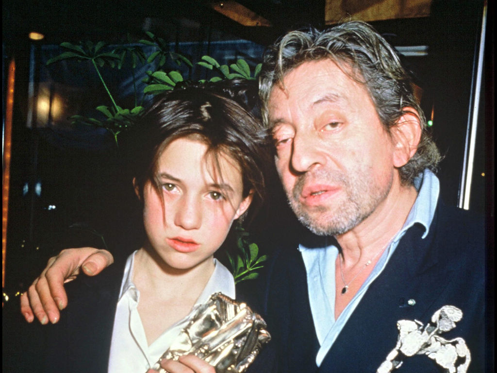 Tales of Rock – Serge Gainsbourg Sings About Incest… With HisDaughter
