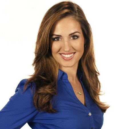 Celebrity Sightings – Sheena Parveen – Philly Weather Girl – Part 2