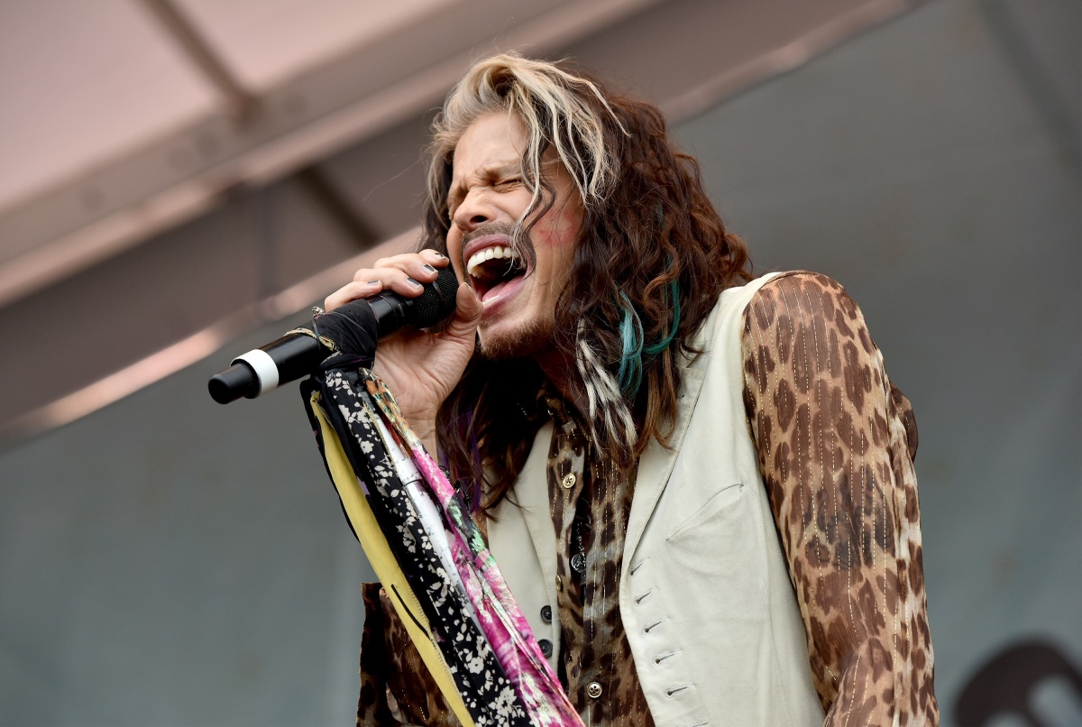 Steven Tyler opens women's shelter for abused girls — Consequence of Sound