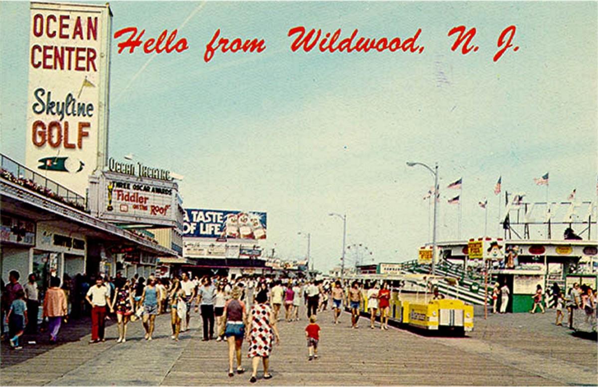 Wildwood Daze – Summer of 1979 – TakingSteps