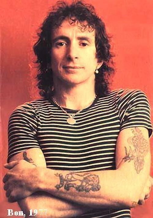 Tales of Rock – Bon Scott