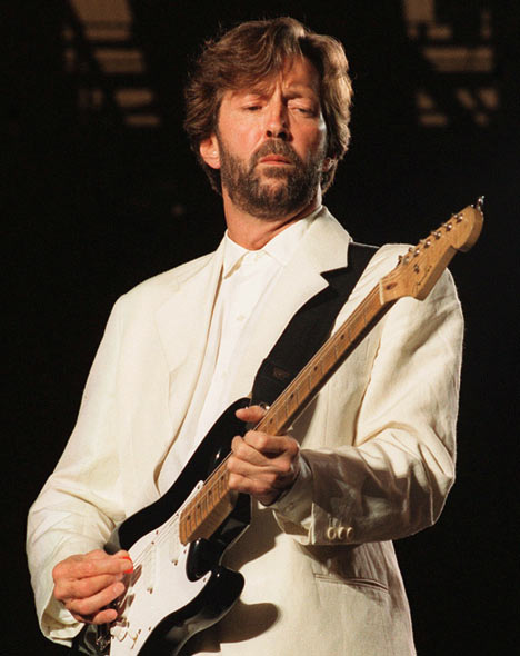 Tales of Rock – Eric Clapton