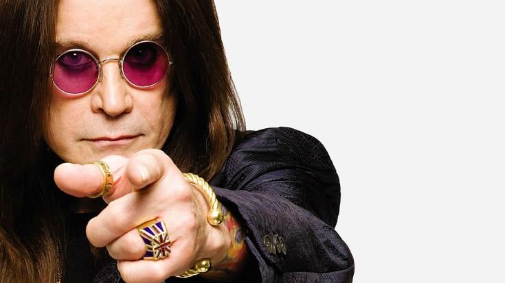 Tales of Rock – Ozzy Osbourne Impresses RecordExecs
