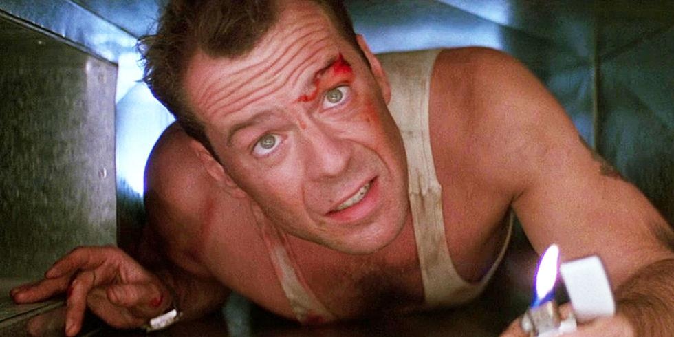 Die Hard is a Christmas Movie, Everybody ShutUp