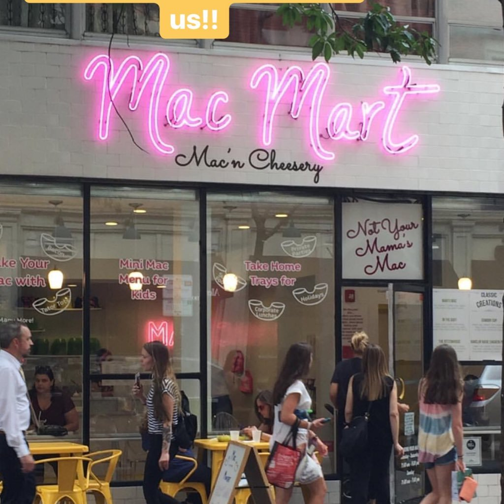 Petition  – Help Get Mac Mart To The (Reading Terminal) Market!