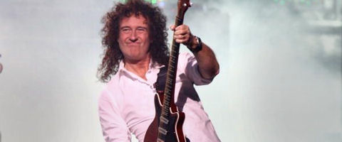 Tales of Rock – Queen guitarist Brian May