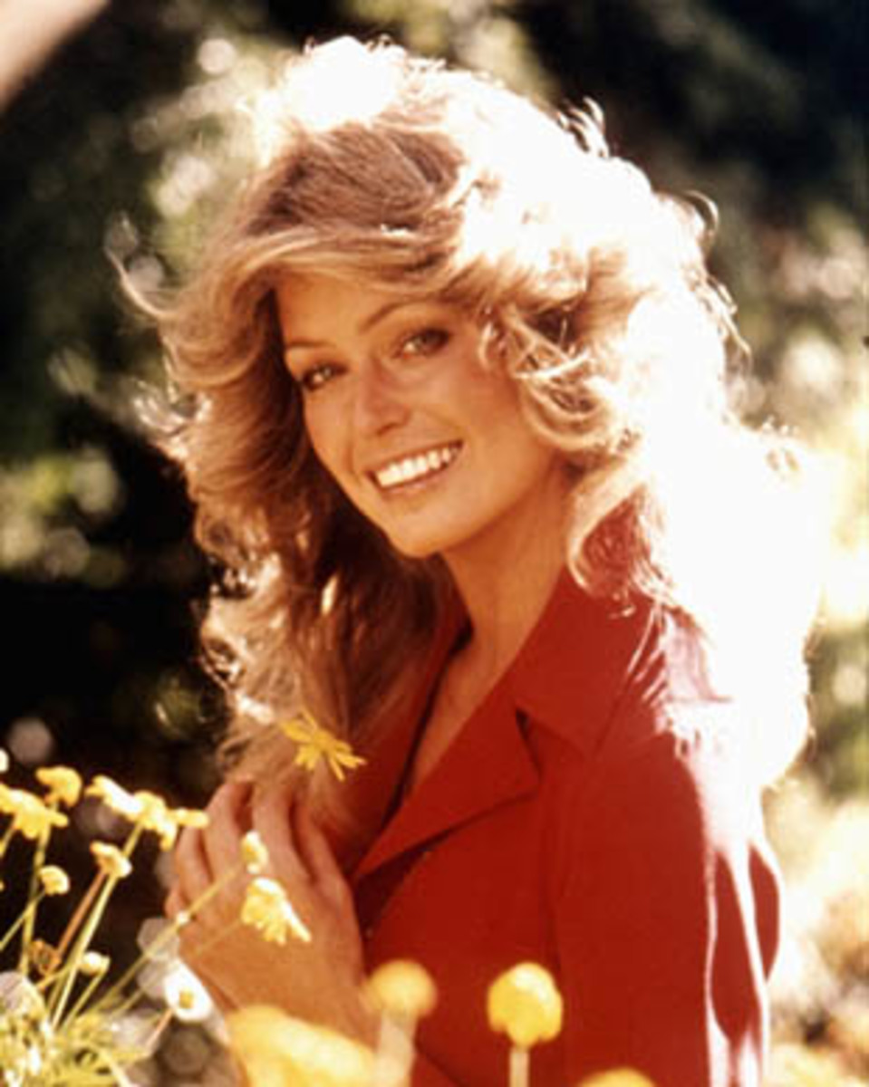 Celebrity Sightings: Farrah Fawcett – 1947 to 2009 – Life Uncovered – Part 4