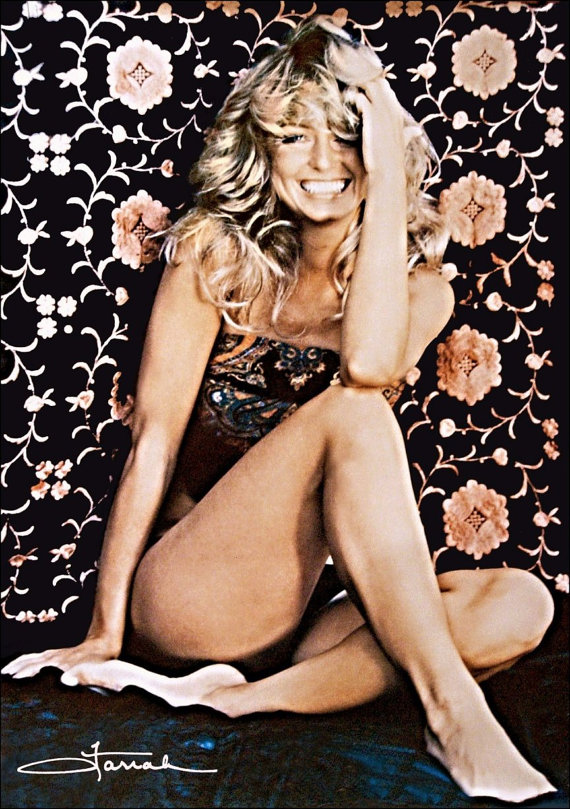 Celebrity Sightings: Farrah Fawcett – 1947 to 2009 – Life Uncovered – Part 6