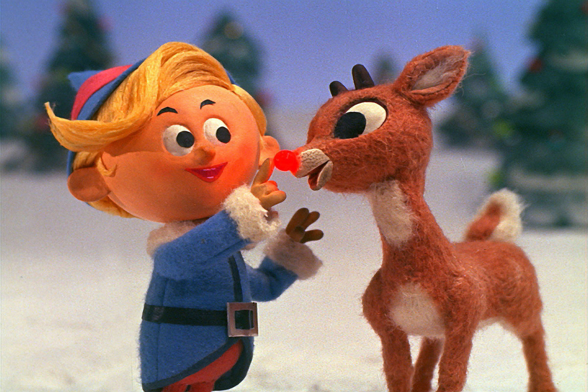 Nobody Gets the Point of Rudolph the Red NosedReindeer