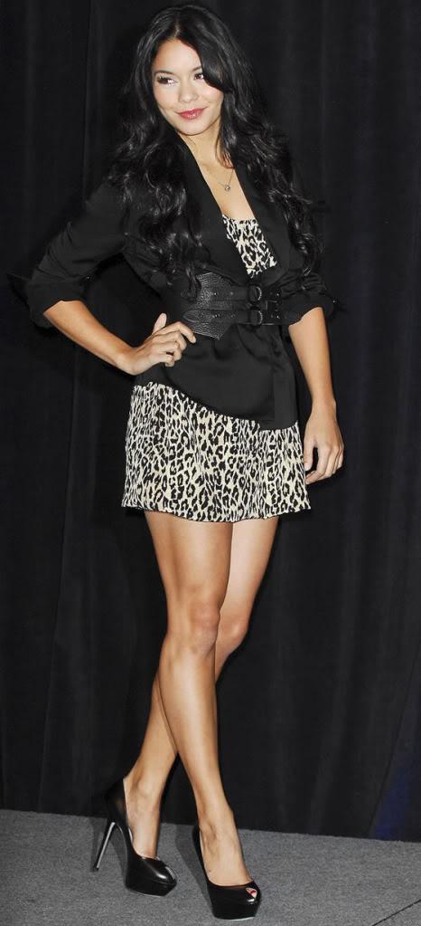 Celebrity Sightings: Vanessa Hudgens – Part2