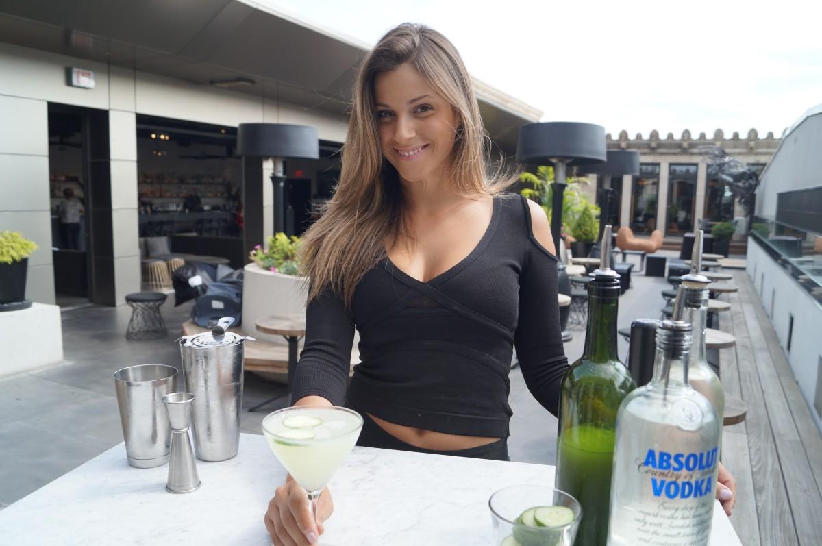 Lovely Lauren – The Most Beautiful Bartender I Ever Met – Part 3 – TheInterview