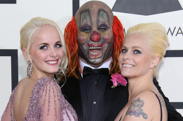 Special Report: Tales of Rock – Slipknot's Shawn 'Clown' Crahan announces funeral plans for 22-year-olddaughter