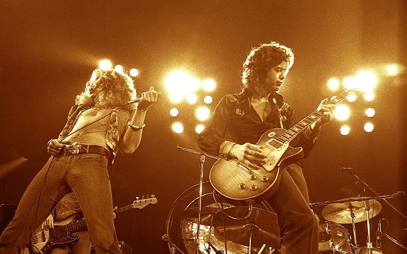 Tales of Rock: The Most Metal Album Led Zeppelin Recorded