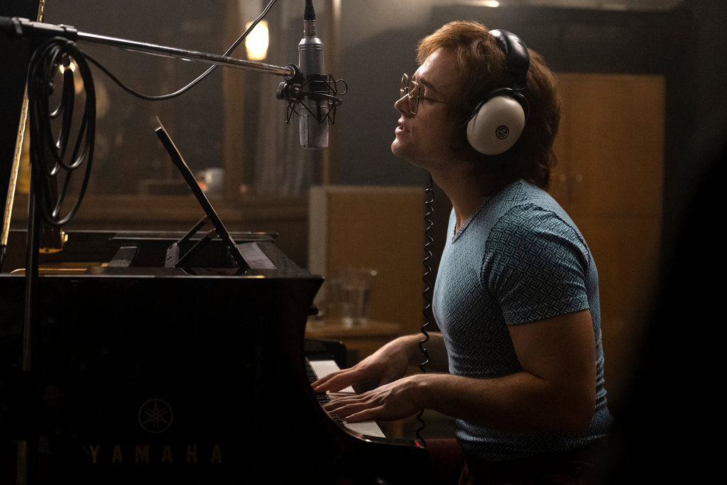 Tales of Rock: As 'Rocketman' Prepares to Take Off, Hollywood Holds Its Breath – Part2
