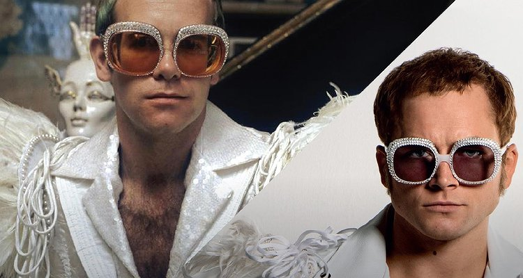 Tales of Rock: ELTON JOHN SAYS HE WOULD HAVE BEEN 'CHEATING PEOPLE' IF THE SEX SCENE IN 'ROCKETMAN' WAS LEFT OUT