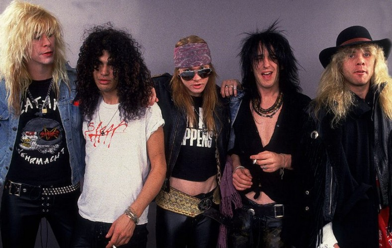 Tales of Rock: GUNS N' ROSES ICON SUFFERS A DEADLY KNIFE INCIDENT – HERE'S HIS LATEST STATUS
