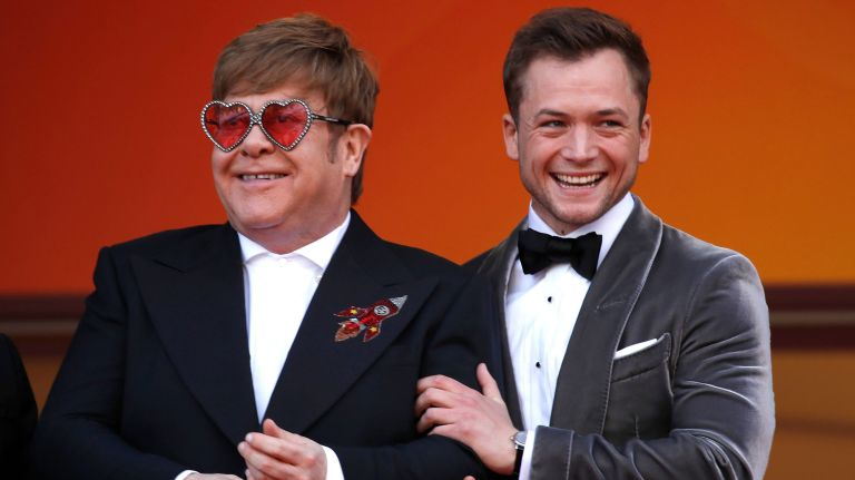 Tales of Rock: Elton John: I insisted 'Rocketman' film be honest about sex, drugs, rock and roll