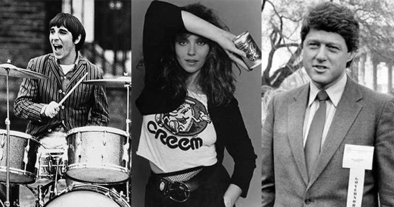 """Tales of Rock: Meet Connie Hamzy — Rock And Roll's """"Most Notorious Groupie"""" And Bill Clinton's First SexScandal"""