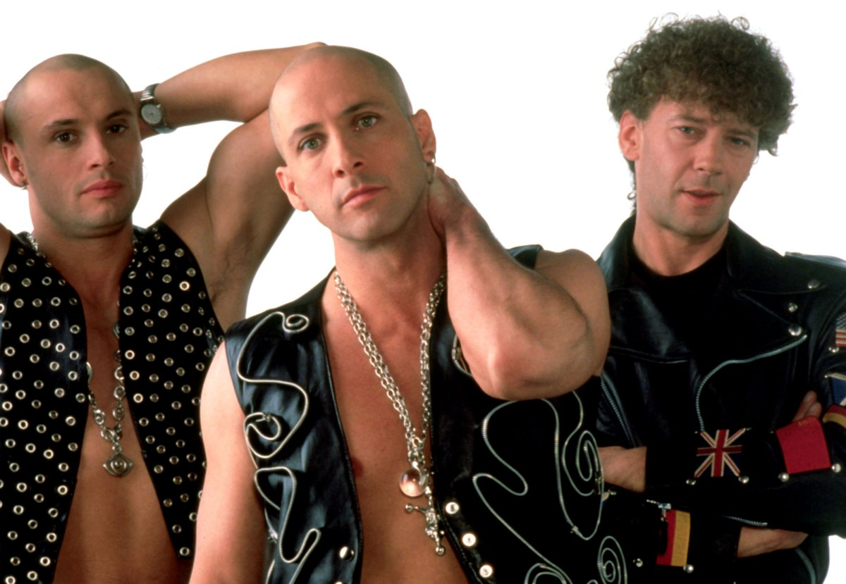Tales of Rock – Right Said Fred Turned Out … Kind OfAwesome?