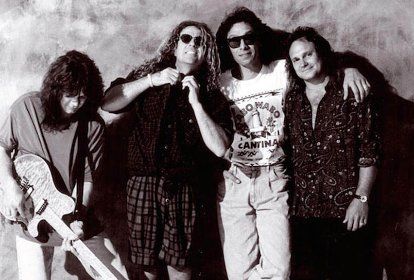 Tales of Rock: Former Van Halen Star Accuses His Bandmate of Disgusting Drug Usage